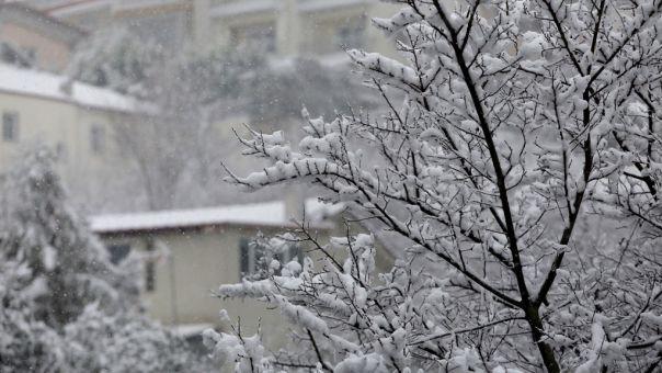 Έρχεται ο «Ηφαιστίωνας» – Πότε θα χιονίσει στην Αττική