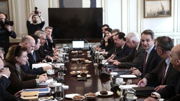 Όλα τα νομοσχέδια που συζητήθηκαν στο υπουργικό συμβούλιο