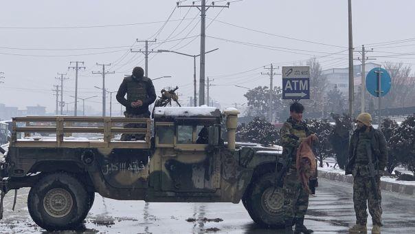Σφοδρές μάχες στο Αφγανιστάν - Νεκροί πάνω από 100 Ταλιμπάν