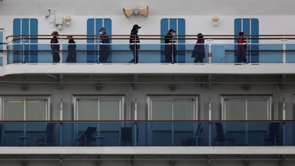 Κορωνοϊός: Επαναπατρισμός των 35 Ιταλών που βρίσκονται στο κρουζιερόπλοιο Diamond Princess