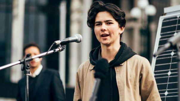 Νέα Ζηλανδία: 18χρονος ακτιβιστής το «αντίπαλο δέος» της πρωθυπουργού Άρντερν στις εκλογές