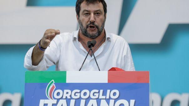 Ρώμη: Η γερουσία απέρριψε την ημερήσια διάταξη που ζητούσε μη παραπομπή Σαλβίνι σε δίκη