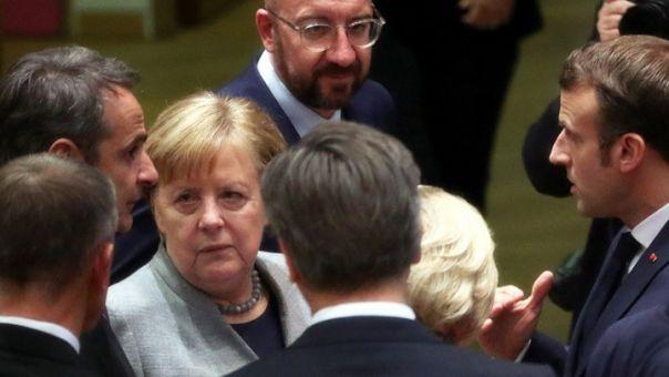 "Bloomberg: Δραματική έκκληση Λαγκάρντ και Κόντε – Το ""όχι"" της Μέρκελ – Προειδοποίηση Μητσοτάκη"