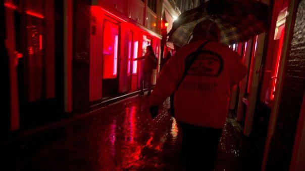 Το Άμστερνταμ εξετάζει την κατασκευή «ερωτικού συγκροτήματος»