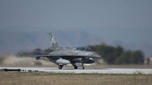 Έλληνας ο καλύτερος πιλότος του ΝΑΤΟ και φέτος