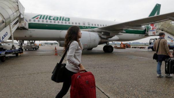 Tέλος εποχής: Η Alitalia φέυγει, η Ita έρχεται- Τι ισχυεί για τη νέα αεροπορική εταιρεία της Ιταλίας