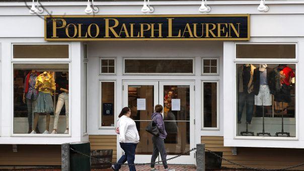 O οίκος Ralph Lauren θα αρχίσει να παράγει μάσκες και ιατρικές ρόμπες