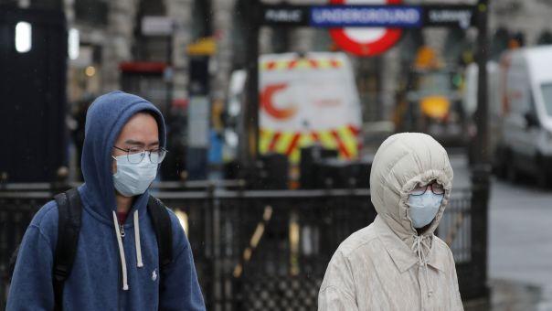 Πάνω από 38 χιλιάδες οι νεκροί από κορωνοϊό στο Ηνωμένο Βασίλειο
