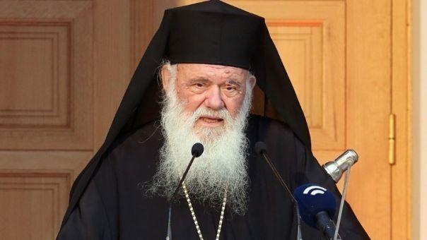 Στο Ωνάσειο για προγραμματισμένη επέμβαση ο αρχιεπίσκοπος Ιερώνυμος