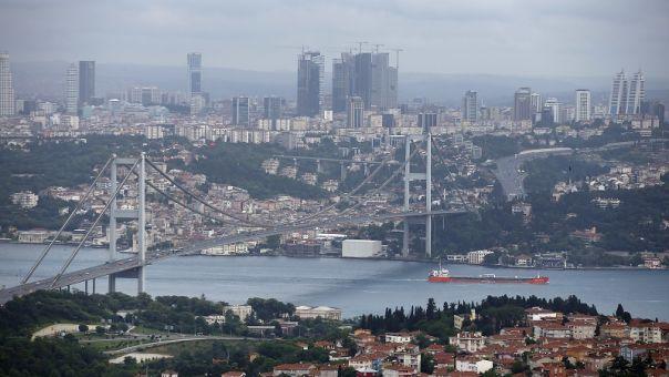Διώρυγα Κωνσταντινούπολης: 5 εταιρίες στο διαγωνισμό για τοφαραωνικό σχέδιο Ερντογάν