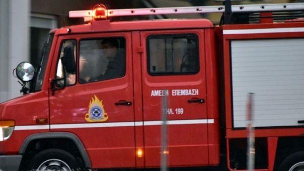 Φωτιά στον Ασπρόπυργο - Πυροσβεστικές δυνάμεις στην περιοχή