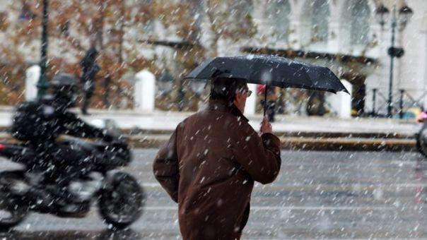 Έκτακτο δελτίο επιδείνωσης καιρού: Που προβλέπονται ισχυρές καταιγίδες - χαλάζι