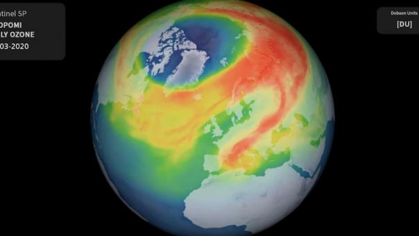 Μυστήριο με νέα τρύπα όζοντος στην Αρκτική- Σε αναβρασμό οι ειδικοί (video)