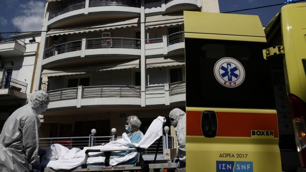 Κορωνοϊός- Ελλάδα: 152 νέα κρούσματα - 5421 συνολικά- 1 νέος θάνατος (pics)