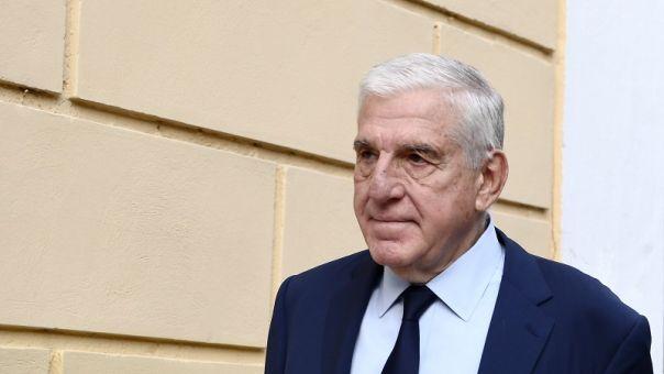 «Πολιτική σκευωρία» καταγγέλλει ο Γιάννος Παπαντωνίου