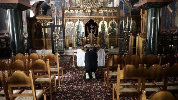 Κορωνοιός: Δεν θα γίνουν λιτανείες στις εκκλησίες τον Δεκαπενταύγουστο- Τι επισημαίνουν εκκλησιαστικοί κύκλοι στο skai.gr