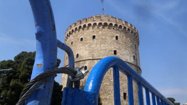 """Κορωνοϊός - Θεσσαλονίκη: Έρημη η Νέα Παραλία (pics) – Ζέρβας: Έχουμε το κίνημα """"δεν κολλάω"""""""