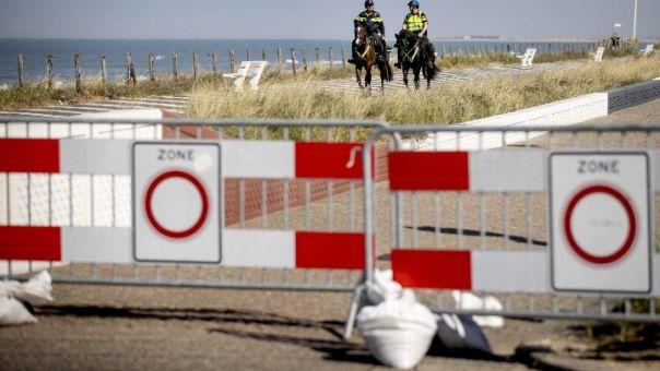 Ολλανδία: Στους 1.651 οι νεκροί από τον κορωνοϊό-16,627 τα κρούσματα