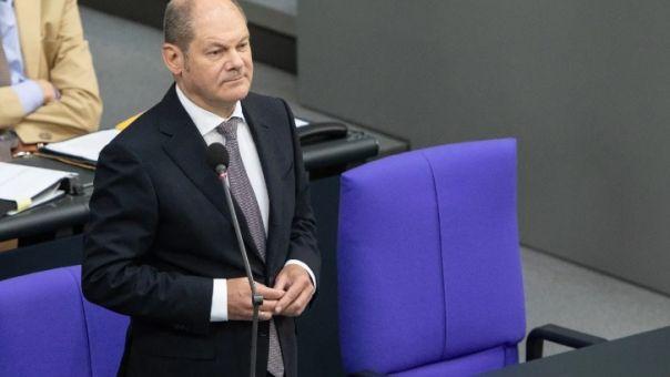 Σολτς: «Δεν είμαστε ακόμα τόσο κοντά στο ταμείο ανασυγκρότησης»