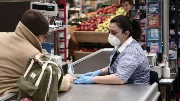 Κορωνοϊός: Πώς θα λειτουργήσουν καταστήματα - σούπερ μάρκετ εώς το Πάσχα