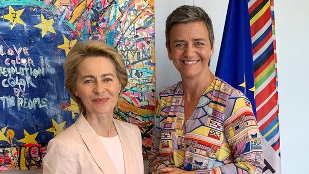 Διχασμός στην Κομισιόν: Να συζητήσουμε χωρίς ταμπού για ομόλογα κορωνοϊού λέειη Βέσταγκερ