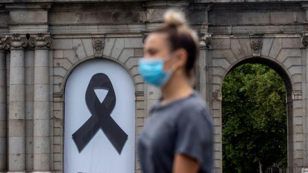 Ισπανία: Αρνητικό ρεκόρ από την αρχή της πανδημίας με 12.000 κρούσματα κορωνοϊού