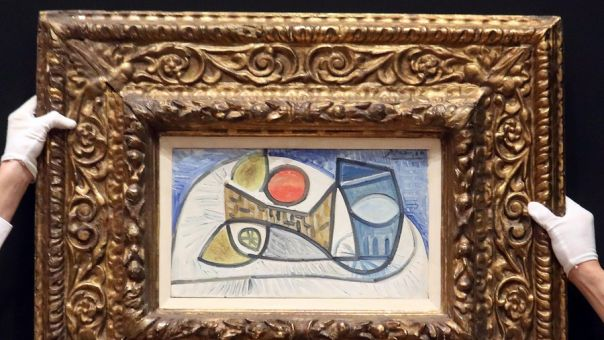Ιταλίδα κέρδισε σε λοταρία πίνακα του Πικάσο αξίας ενός εκατ. ευρώ