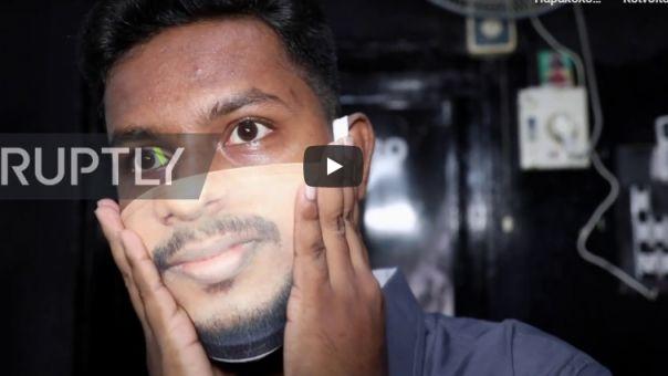 Αυτό είναι το νέο trend: Μάσκα με αποτύπωμα προσώπου - Δείτε πως φτιάχνονται (Vid)