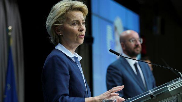 Ταμείο Ανάκαμψης: Πώς θα γίνονται οι εκταμιέσεις εξήγησε η πρόεδρος της Κομισιόν