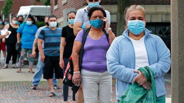ΗΠΑ: Νέο θλιβερό ρεκόρ με πάνω από 60.000 νέα κρούσματα κορωνοϊού σε ένα 24ωρο