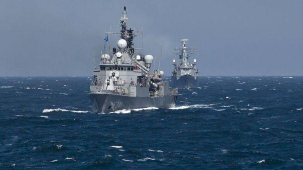 Άγκυρα: «Αβάσιμες» οι γαλλικές κατηγορίες για επιθετικό ελιγμό φρεγάτας μας στη Μεσόγειο