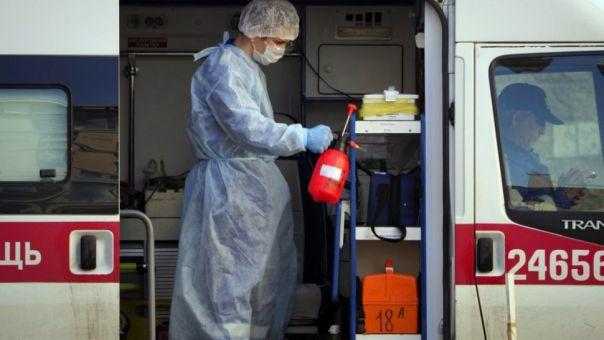 Κορωνοϊός - Ρωσία: Οι αρχές ανακοίνωσαν πάνω από 5.200 νέα κρούσματα