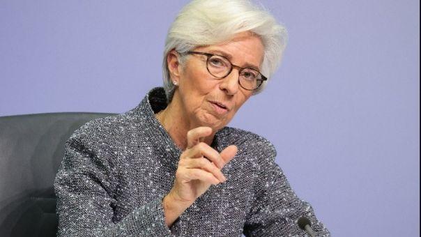 Λαγκάρντ: Η νομισματική πολιτική της ΕΚΤ είναι αποτελεσματική