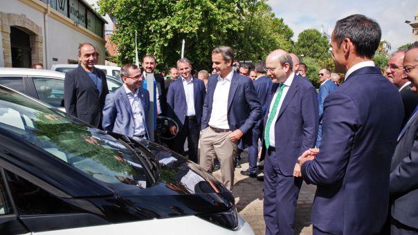 Χατζηδάκης: Τα 100 εκατ. ευρώ για την ηλεκτροκίνηση είναι μόνο η αρχή