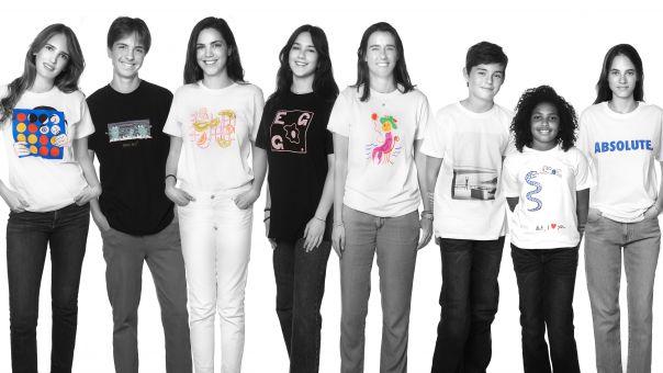 «Μαζί για το Παιδί»: Συλλεκτικά t-shirts για καλό σκοπό!