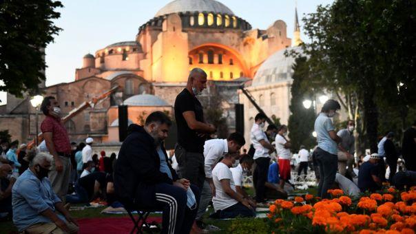 Ιράν συγχαίρει Τουρκία: Η Αγία Σοφία θα μείνει τζαμί μέχρι την αποκάλυψη
