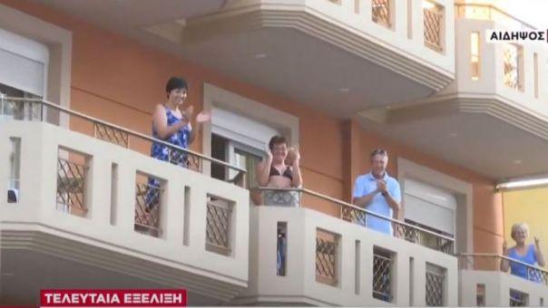 Αιδηψός: Αρνητικά και τα 87 τεστ στους τουρίστες από τη Σερβία
