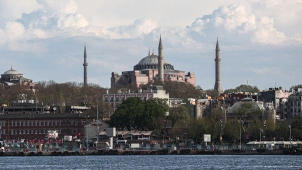 Ανοίγει ο δρόμος για μετατροπή της Αγίας Σοφίας σε τζαμί - Η απόφαση του δικαστηρίου