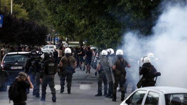 Θεσσαλονίκη: Πορείες στο κέντρο της πόλης ενάντια στο νομοσχέδιο για τις διαδηλώσεις