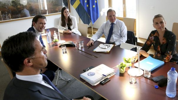 Το Ταμείον είναι μείον: «Βόμβα» από φειδωλούς - Ζήτησαν Ταμείο Ανάκαμψης ύψους 400 δισ. ευρώ