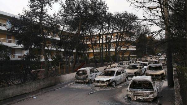Πυρκαγιά στο Μάτι: Ελεύθερος με εγγύηση 5.000 ευρώ ο Ματθαιόπουλος
