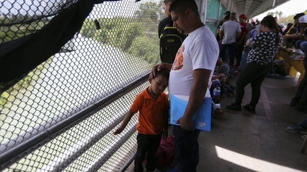 Μεξικό: Πρώτα επιβεβαιωμένα κρούσματα σε καταυλισμό προσφύγων στα σύνορα με ΗΠΑ