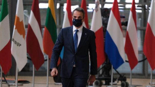 Σύνοδος Κορυφής:Ολοκληρώθηκε η εξαμερής σύσκεψη- Τι περιλαμβάνει το νέο προσχέδιο