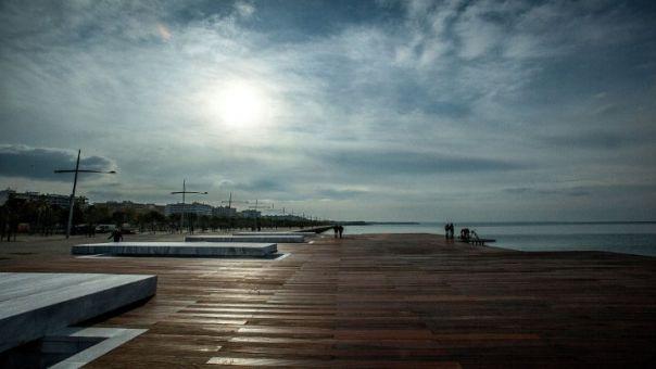 Θεσσαλονίκη: Μήνυση από τον δήμο για τους βανδαλισμούς στη νέα παραλία