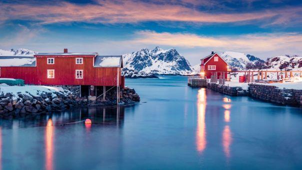 Νορβηγία: Ρεκόρ ζέστης καταγράφηκε στο αρχιπέλαγος Σβάλμπαρντ