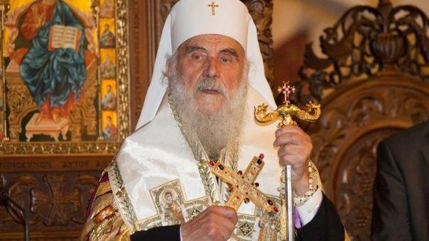 Πέθανε ο Πατριάρχης της Σερβίας Ειρηναίος από κορωνοϊό