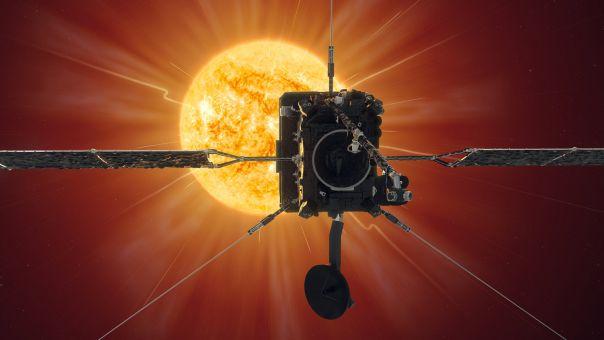 Εξαιρετικές οι πρώτες φωτογραφίες του Ήλιου από το ευρωπαϊκό Solar Orbite