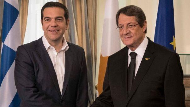 Αλέξης Τσίπρας: Ανάγκη συντονισμού Ελλάδας και Κύπρου