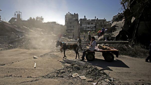 ΟΗΕ: Άνοιξε το συνοριακό πέρασμα για είσοδο ανθρωπιστικής βοήθειας στη Γάζα