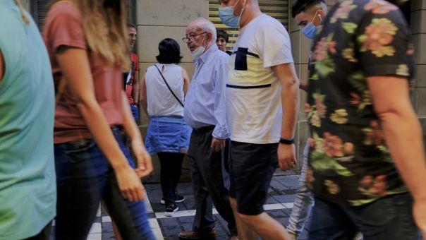 Ισπανία: Σαραγόσα και Λα Ριόχα σε μερικό lockdown για να αναχαιτίσουν τον κορωνοϊό